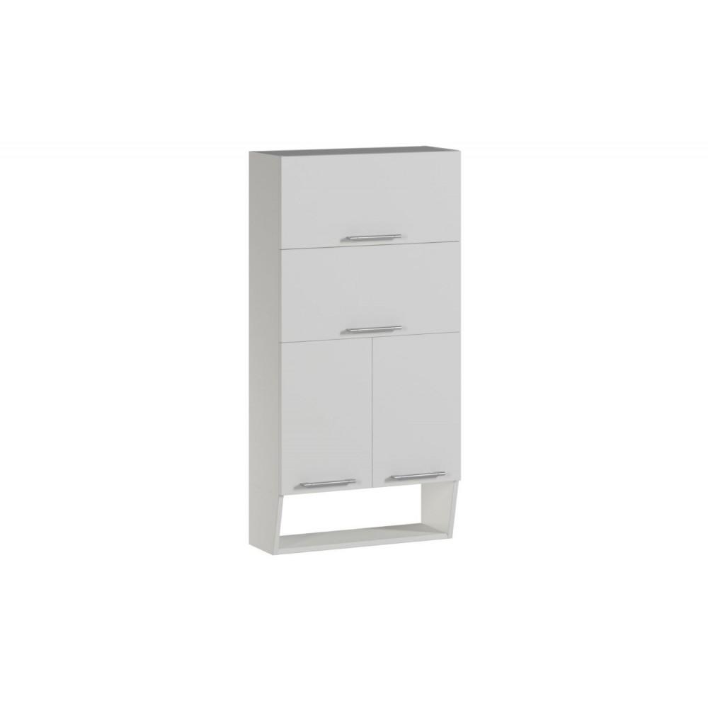 Шкаф подвесной №1 Белый