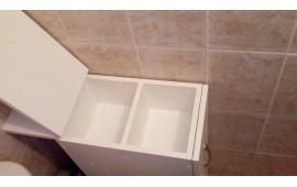 Тумба туалетная Белый