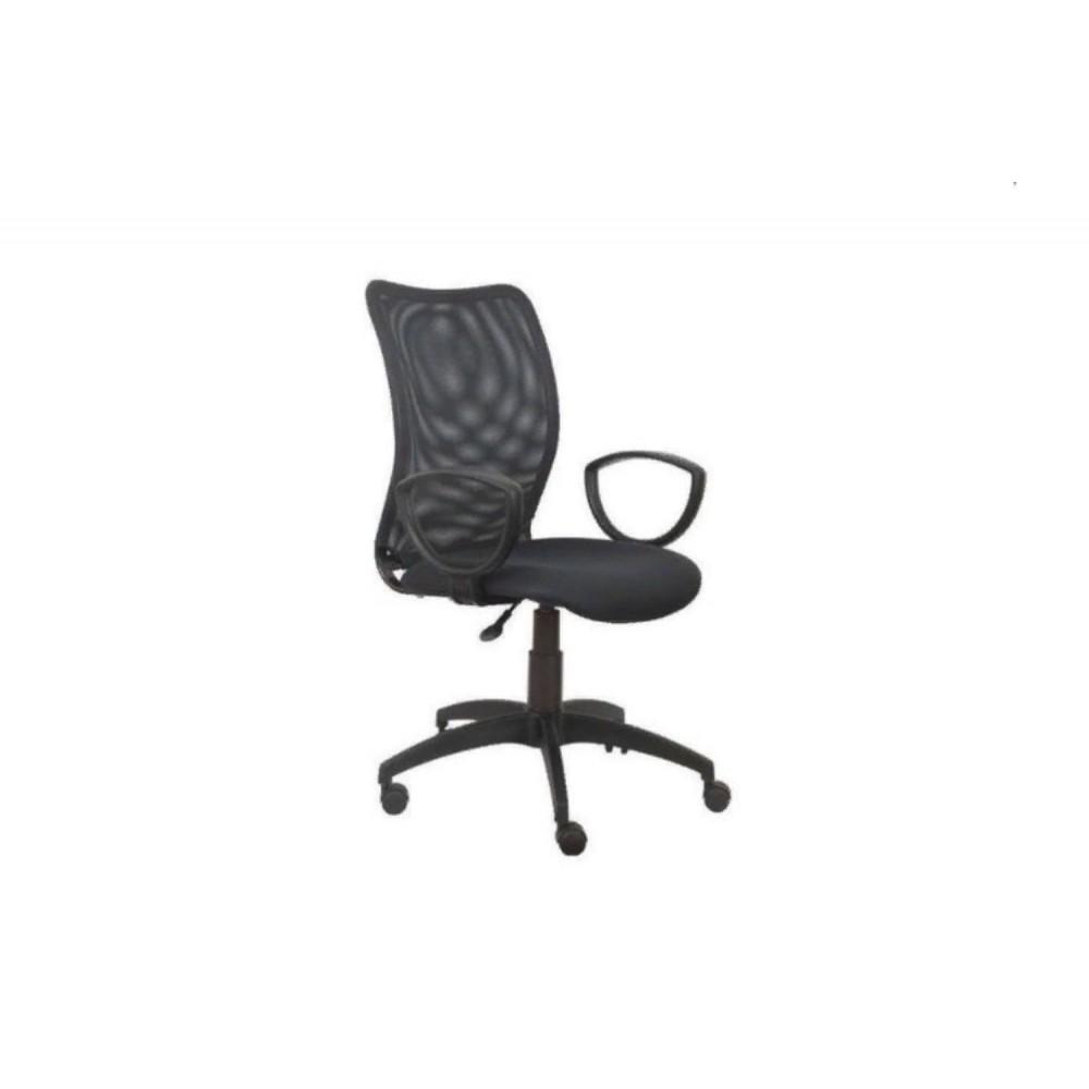 Кресло оператора CH-599 ISI TW01 E11-k черный