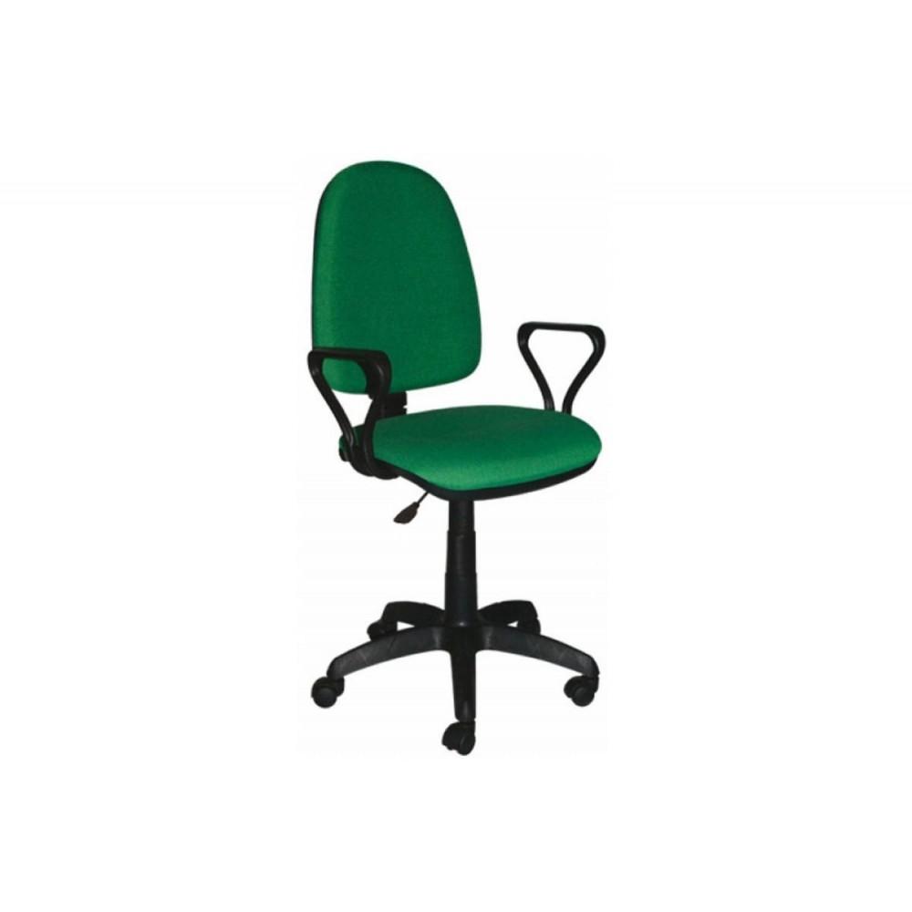 Кресло оператора Prestige Lux gtpPN /S34 зеленый