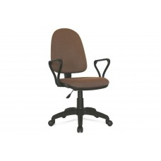 Кресло оператора Prestige gtpRN /C9 Rondo коричневый