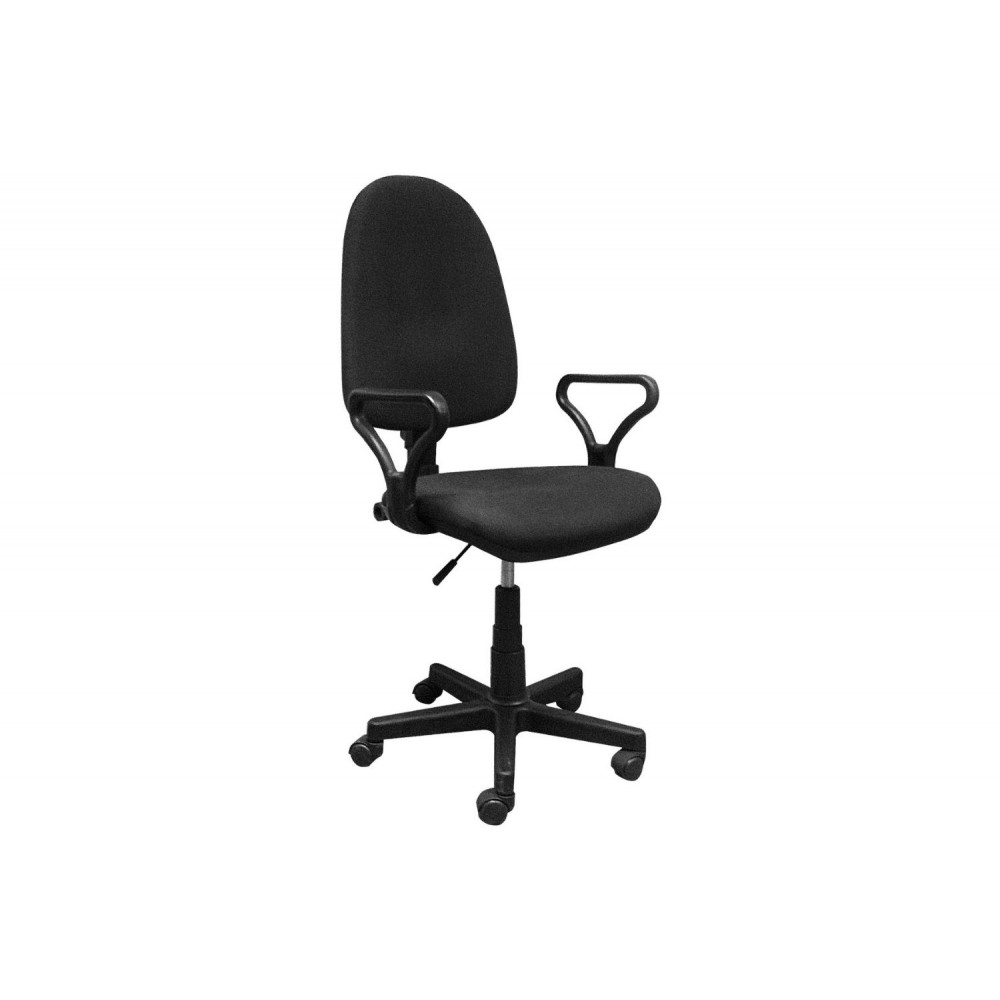 Кресло оператора Prestige Lux gtpPN /S11 черный