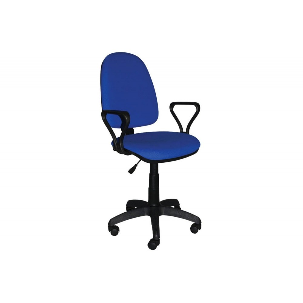 Кресло оператора Prestige gtpRN / C6 Rondo синий