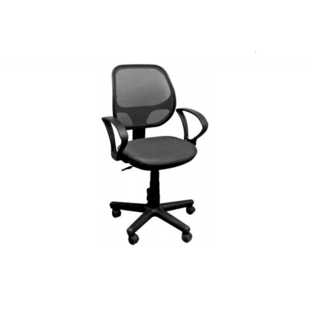 Кресло оператора Valter Rondo N TW-01/s11 черный