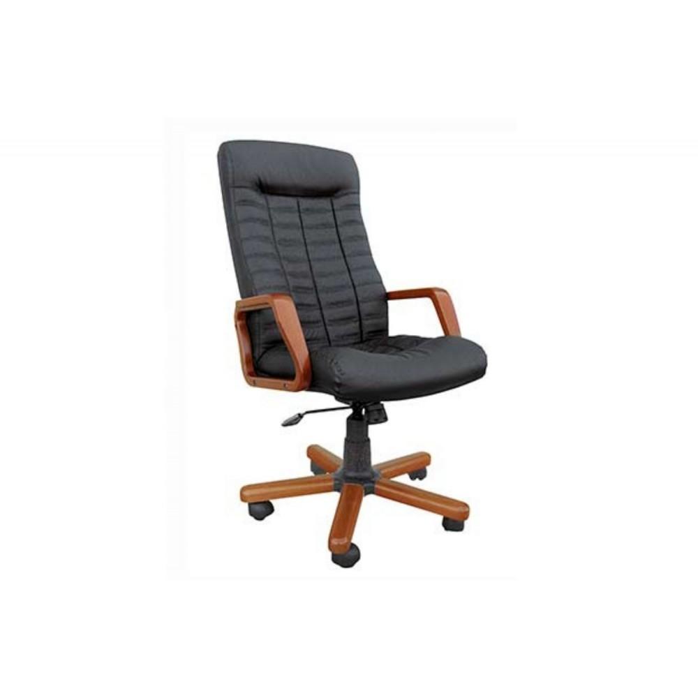 Кресло руководителя Atlantis Extra PU01 1.031 черный