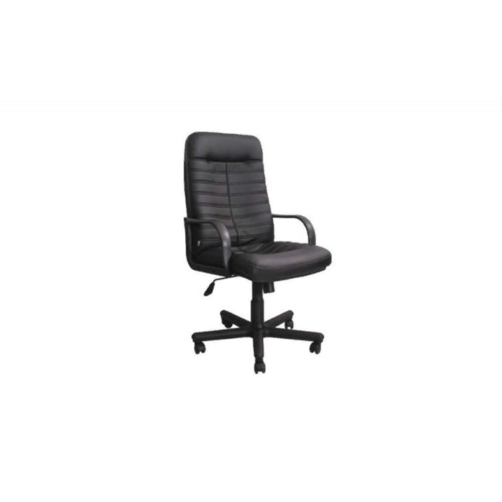 Кресло руководителя Jordan PLN PU01 черный