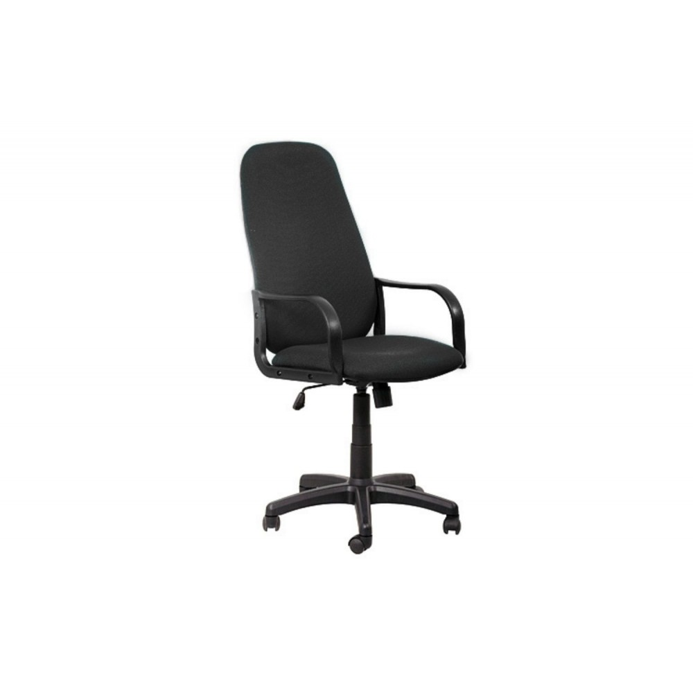 Кресло руководителя Siluet DF PLN C11 черный