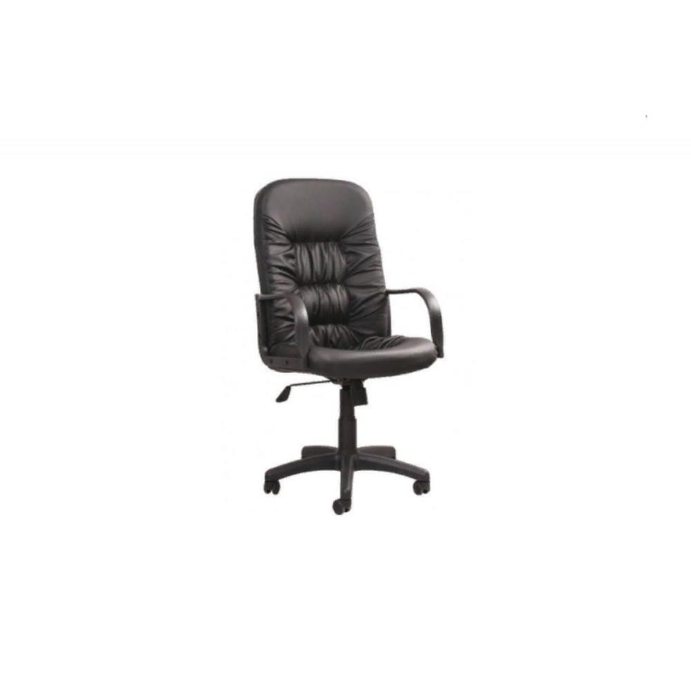 Кресло руководителя Twist DF PLN PU01 черный