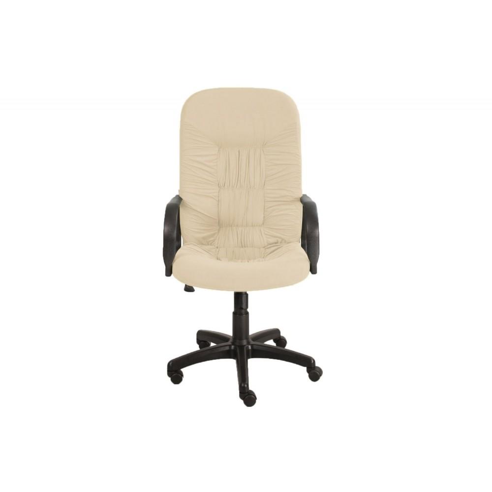 Кресло руководителя Twist DF PLN PU16 бежевый
