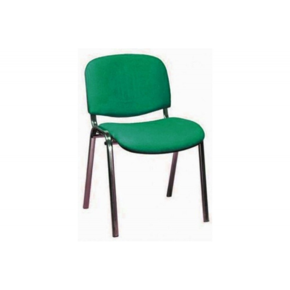 Стул офисный Iso chrome S34 зеленый