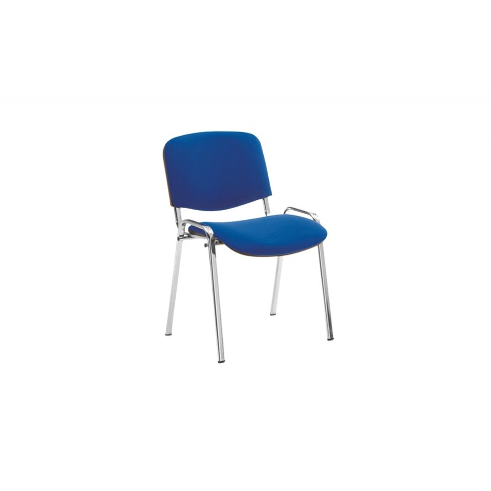 Стул офисный Iso chrome S6 синий
